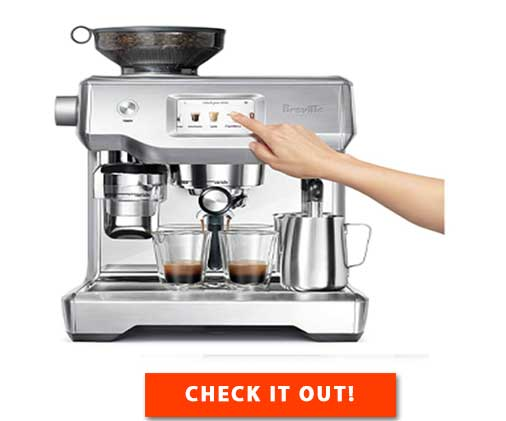 Breville  Fully Automatic commercial Espresso Machine