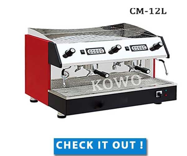 KUOWO Professional Commercial Espresso Coffee Maker